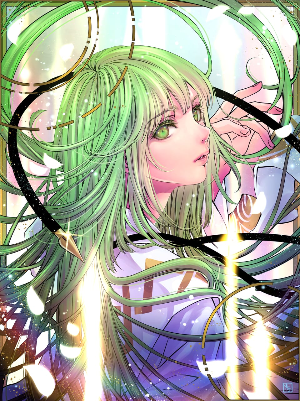エルキドゥ Illust of 青砂時計 エルキドゥ(FGO) Fate/GrandOrder エルキドゥ