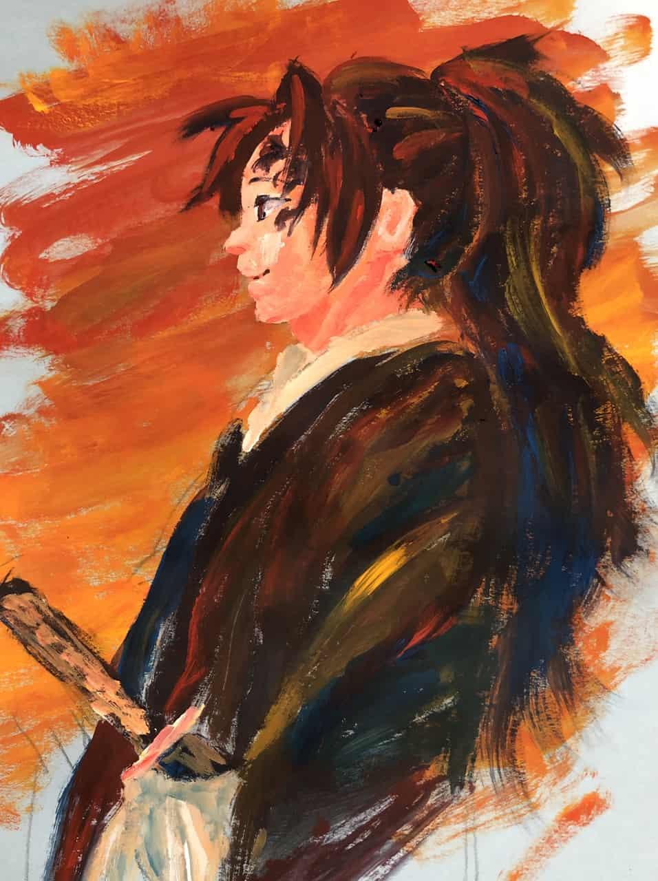 継国縁壱 Illust of トサカカサト KimetsunoYaiba TsugikuniYoriich