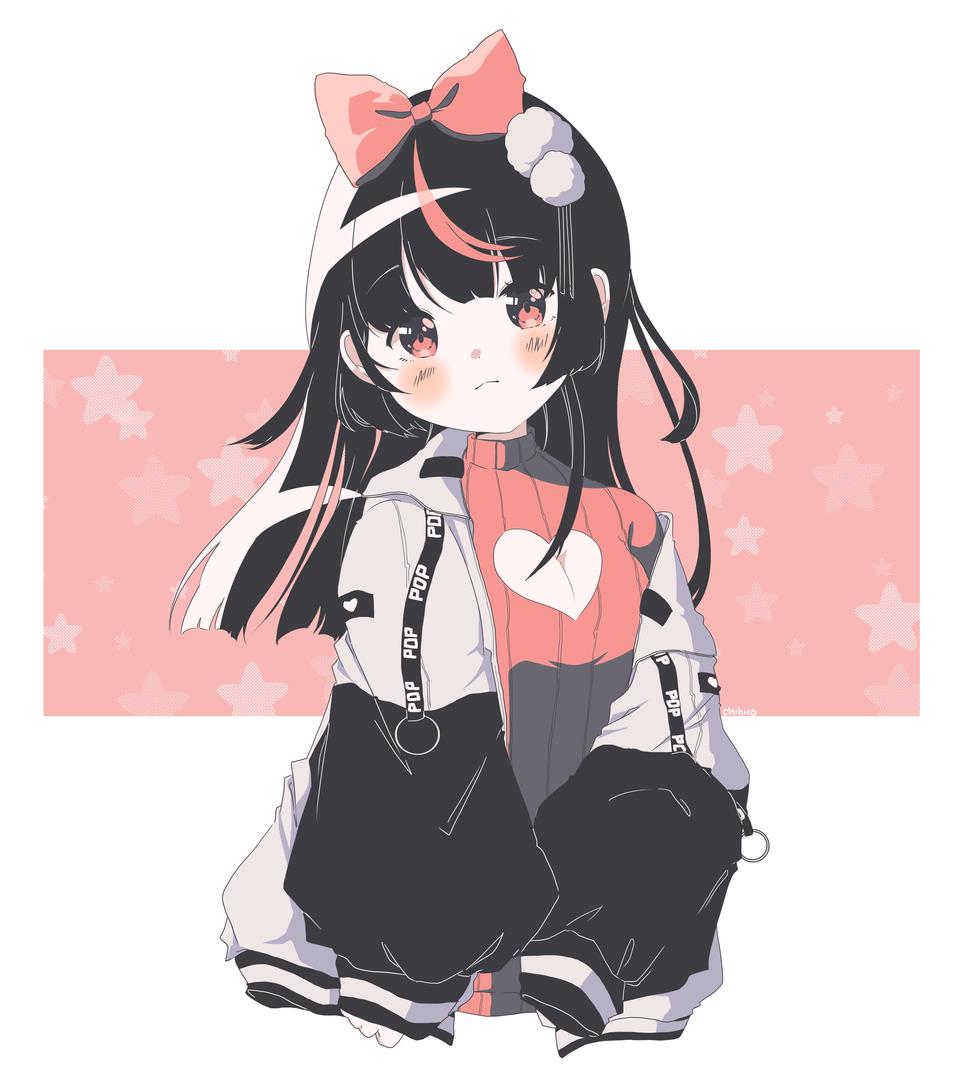 POP Illust of Chi April.2020Contest:Color medibangpaint oc anime