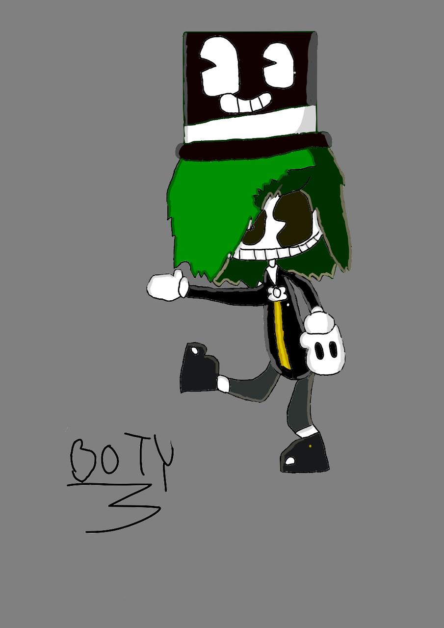 Will Ryan~ Illust of Boty BatIM Will Ryan Bendy DAGames