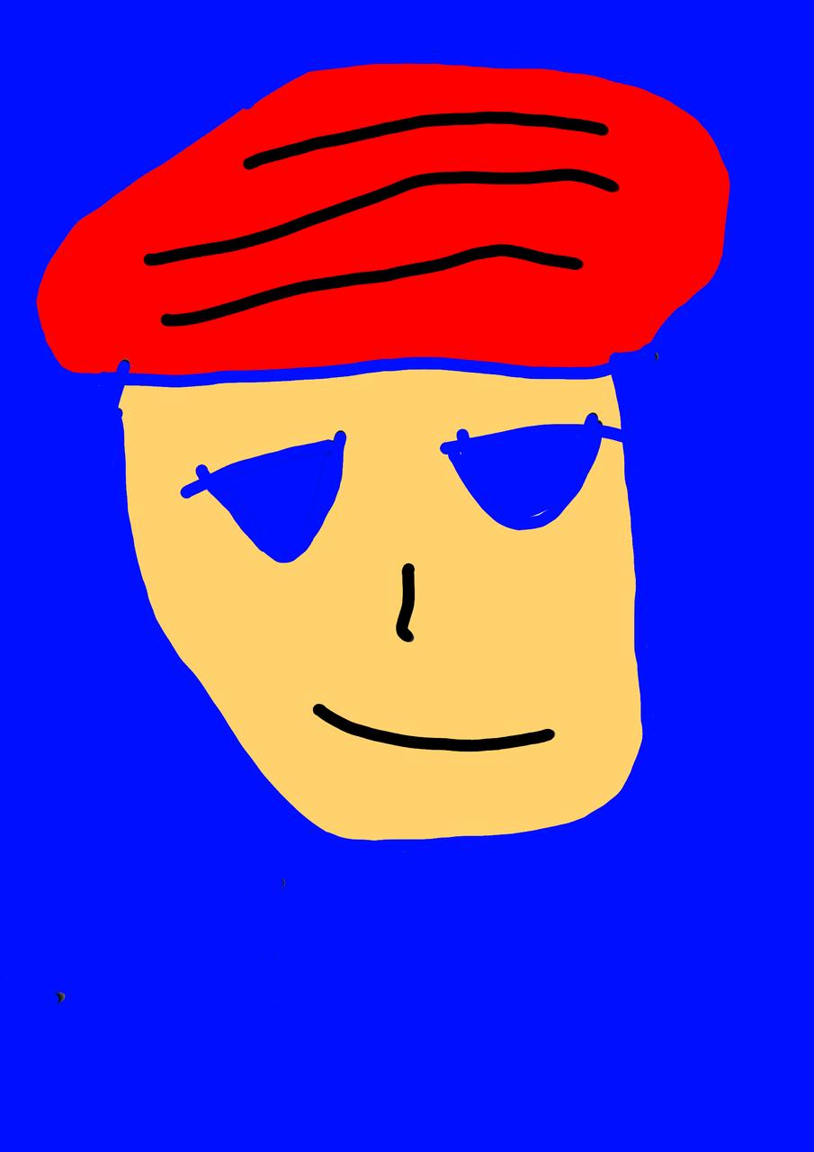 Im bored Illust of Weird Kiddo medibangpaint sup drawing CWJ