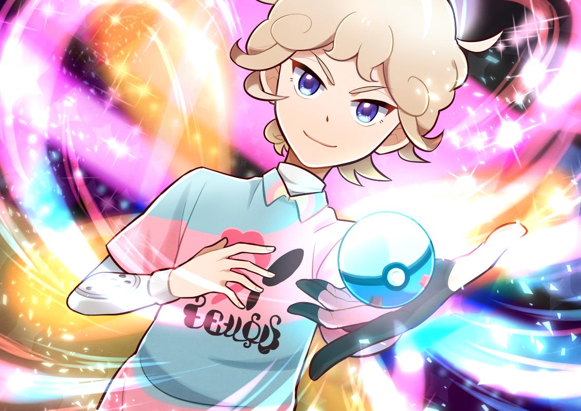 ビート Illust of ゆる PokémonSwordandShield ビート(ポケモン)