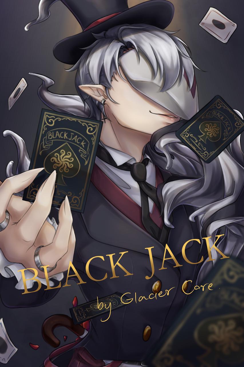Black Jack Illust of GlacierCore