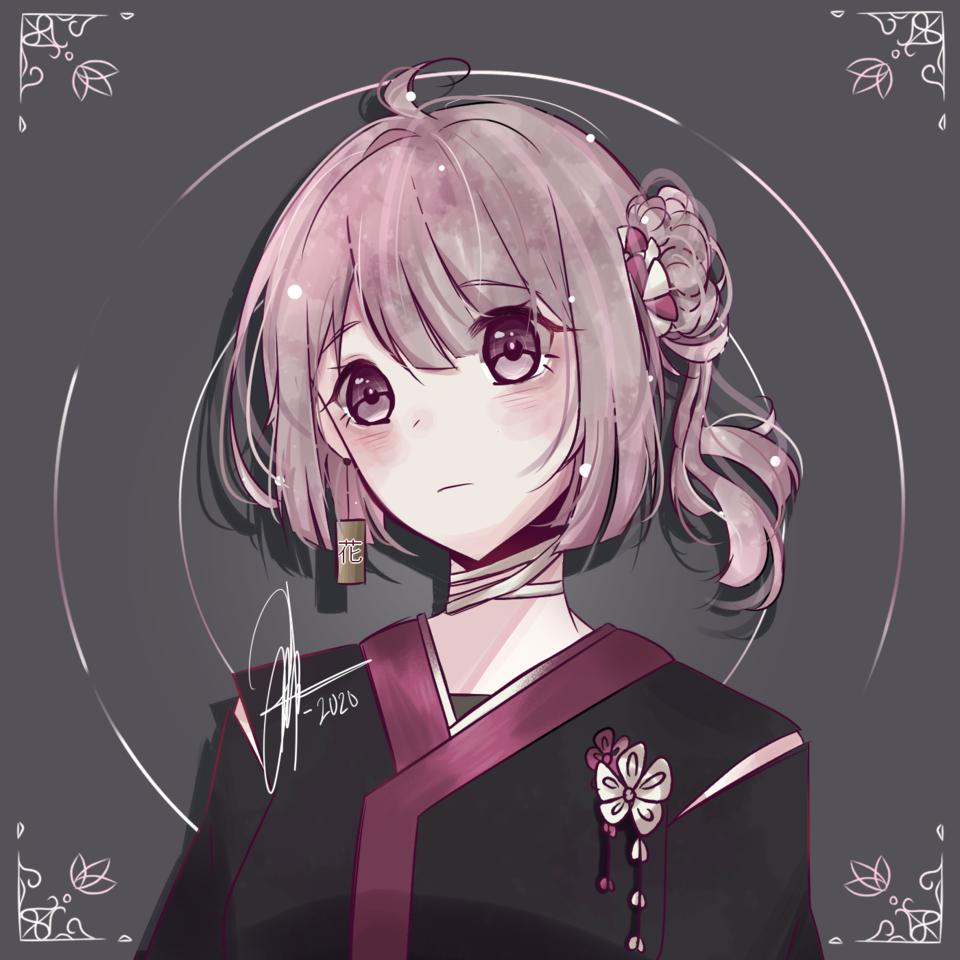 花 Illust of Giasemi Tea