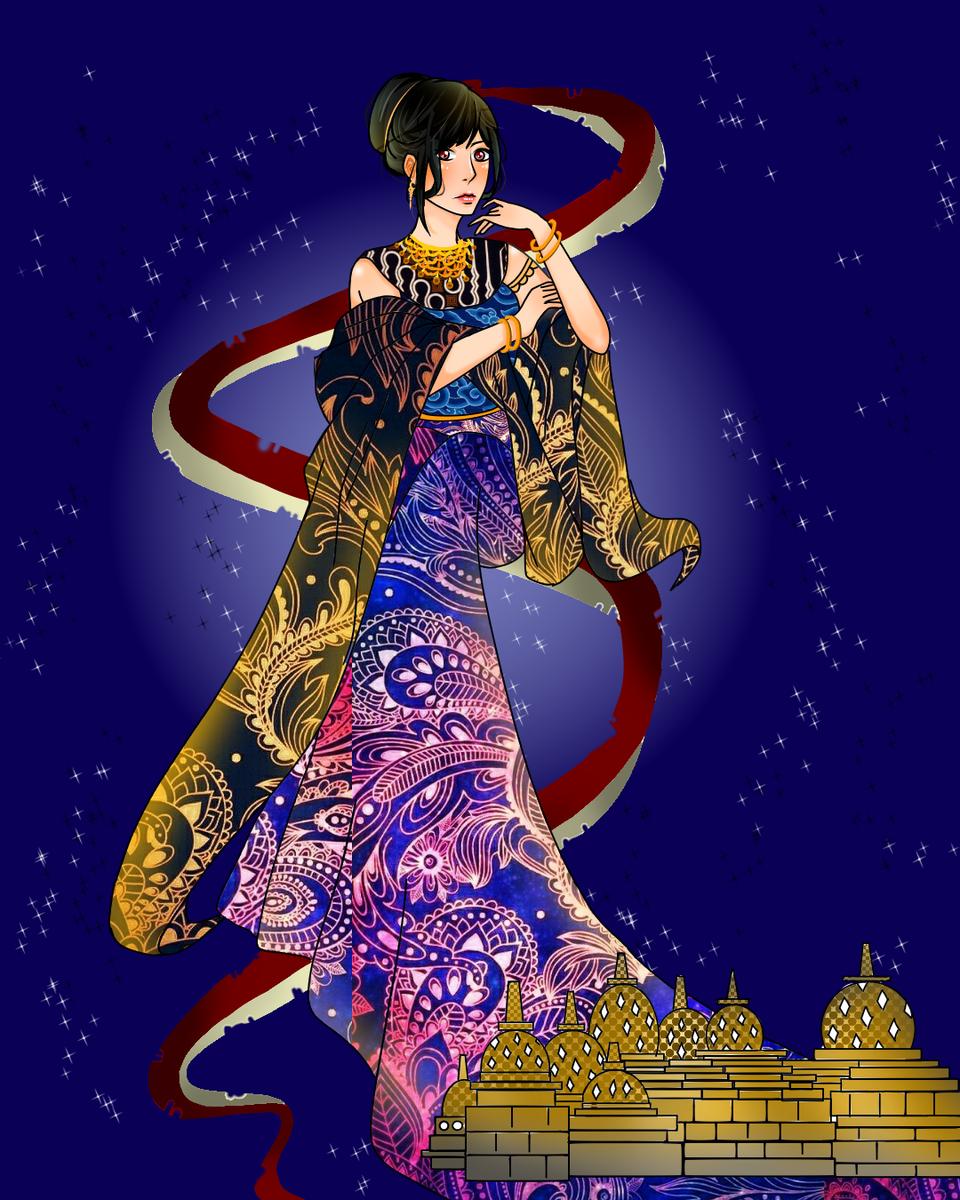 queen of batik