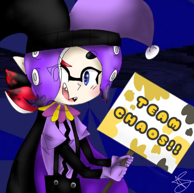 Chaot-ink (Team Chaos art!)