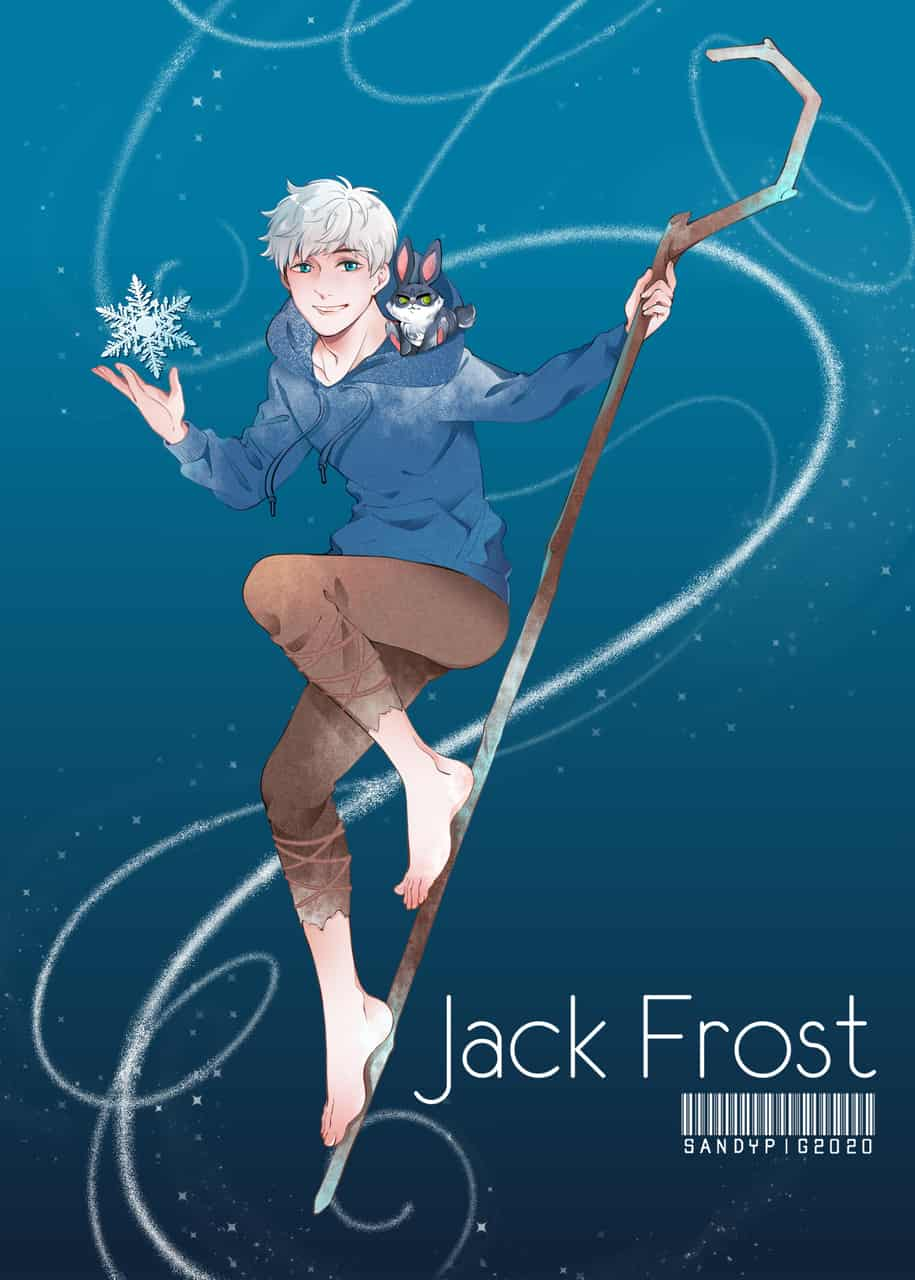 Rise of the Guardians-Jack Frost