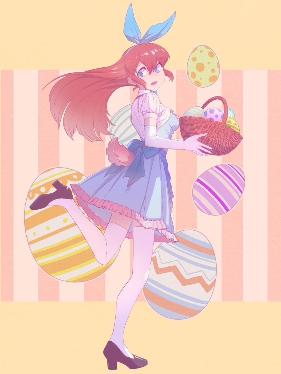 イースター Illust of ぬた田 March.2020Contest:Easter