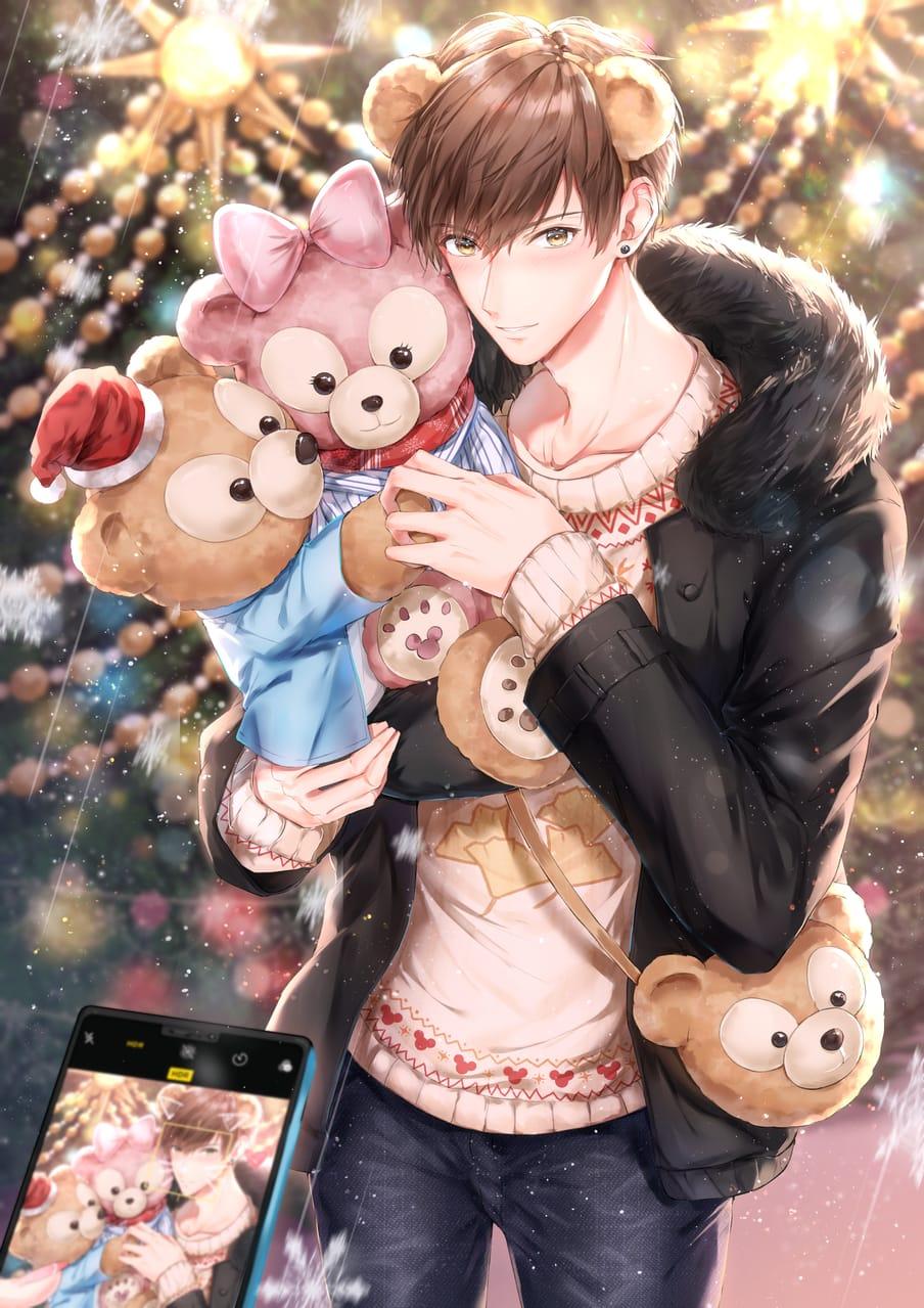 白色戀人 Illust of 華茵Cain 白起 cute MrLove:Queen'sChoice