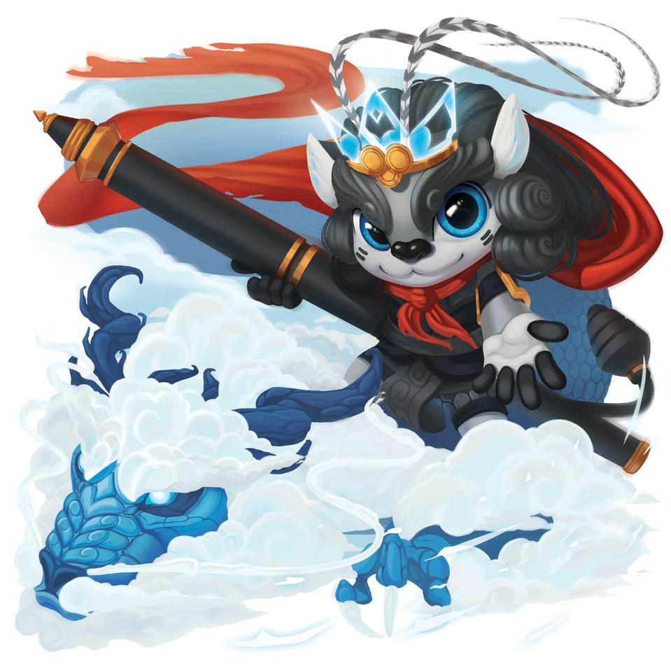 King Leon - Fantasy Adventure/nicolelaram