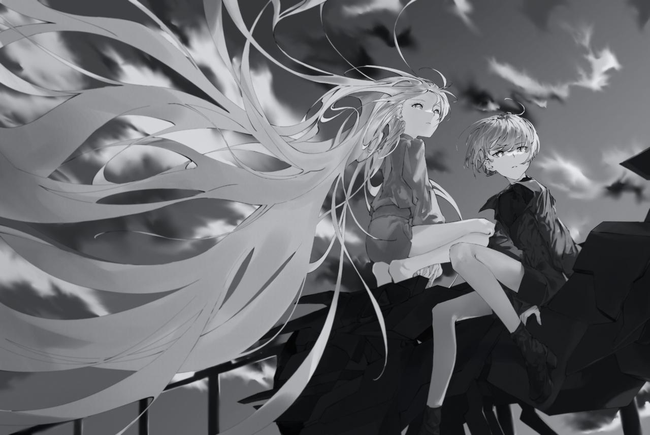 qhimera Illust of Aqumu ART_street_Illustration_Book_Contest animeart art anime