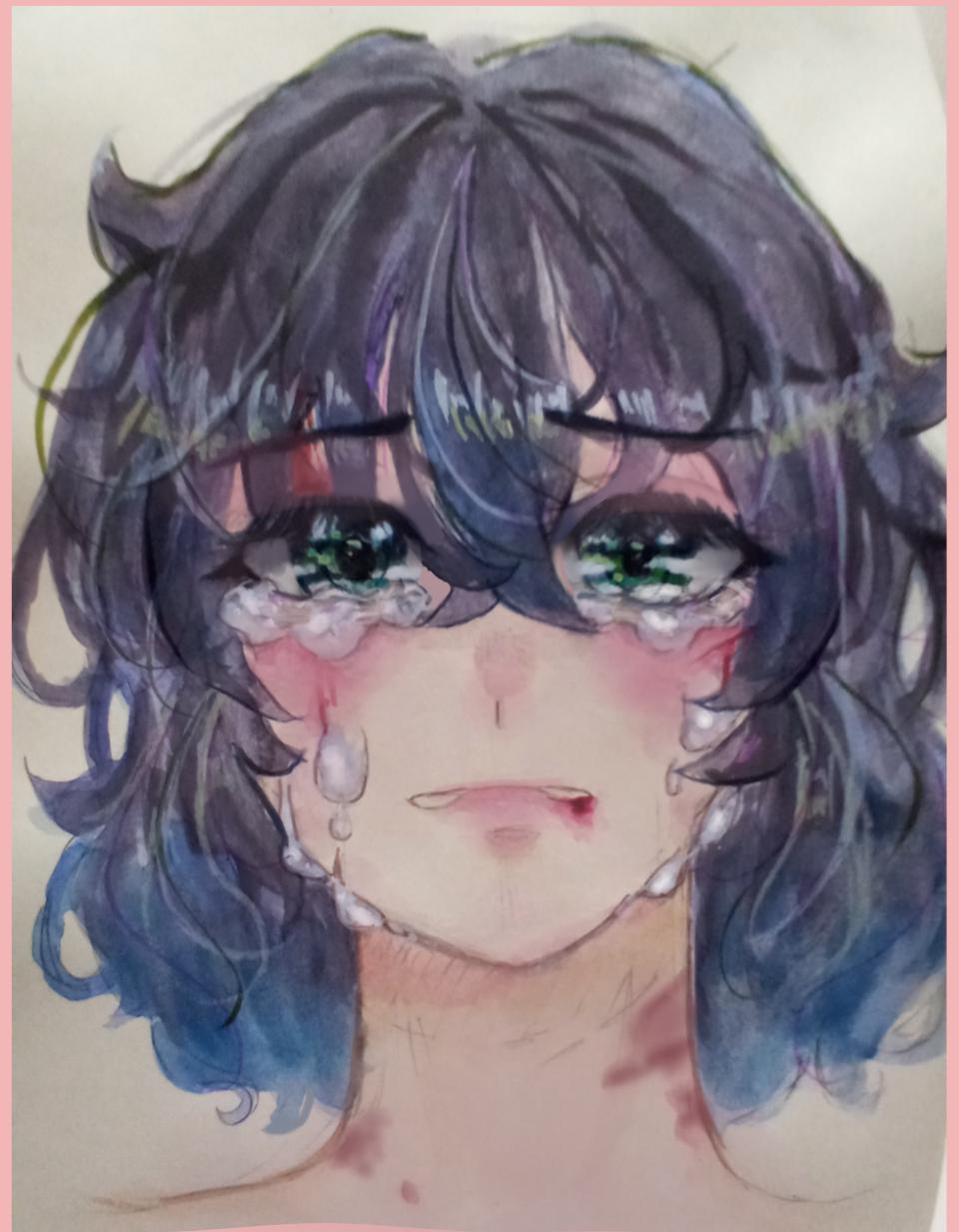 이노스케 Illust of 붕어빵 DemonSlayerFanartContest medibangpaint 귀칼콘테스트 painting 14살 귀칼 콘테스트 fanart >ㅅ< HashibiraInosuke