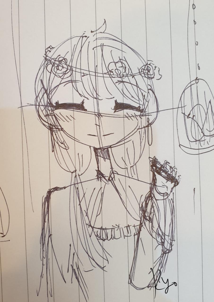 Illust of KYOBET 쿄벳 (접음) medibangpaint