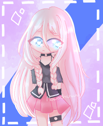 Vocaloid IA Illust of Ciinnanya medibangpaint VOCALOID kawaii anime VocaloidIA