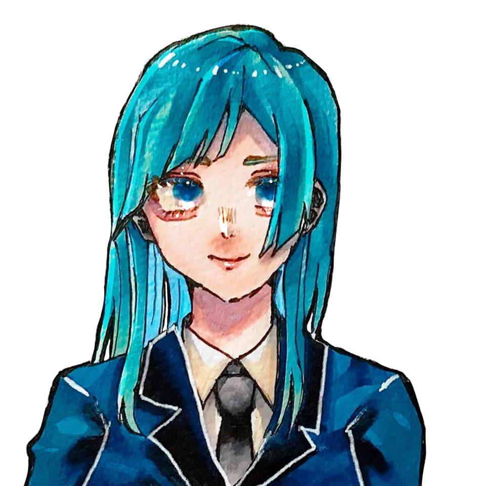 みわちゃん Illust of フラミパン JujutsuKaisen アナログ 三輪霞 doodle