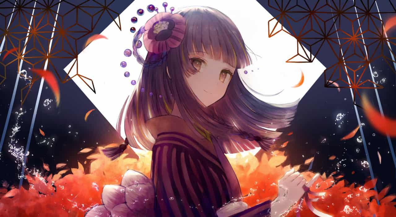 契り Illust of もふ ARTstreet_Ranking girl Japanese_style original kimono oc