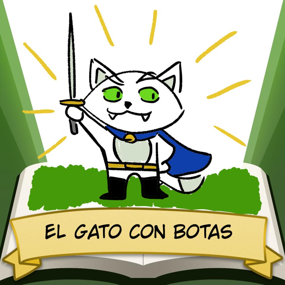 Gato con botas Illust of asoulrange cat SoBadItsGood