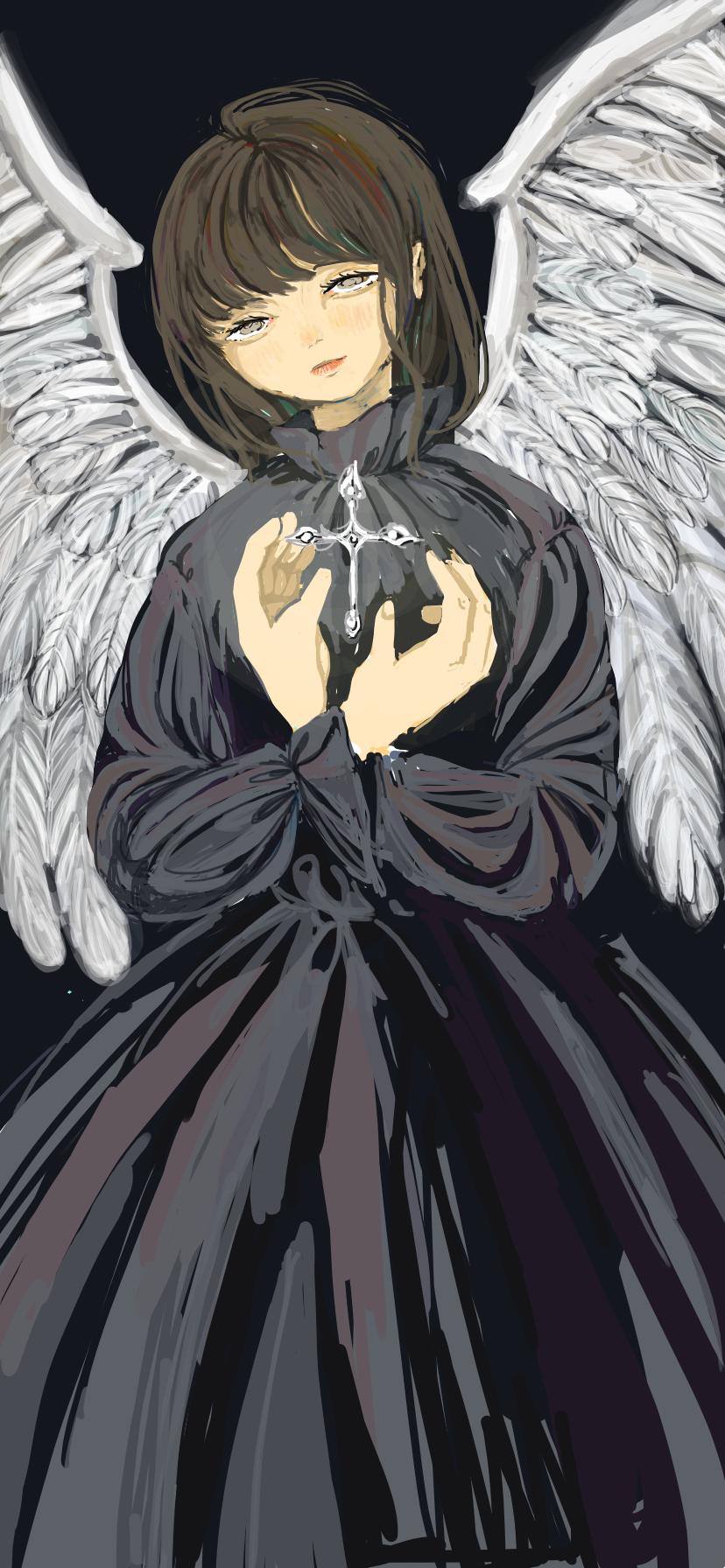 信仰 Illust of さとう medibangpaint girl original