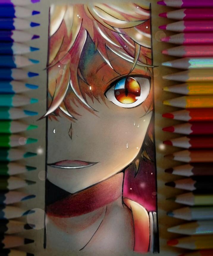 排球少年 Illust of Sammy 子子 medibangpaint ShōyōHinata Comics Artwork manga art Haikyu!! animeart anime