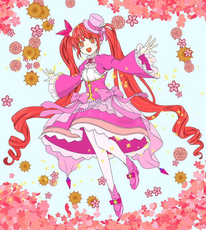 봄 Illust of 엘퀴네스 ColoringContest