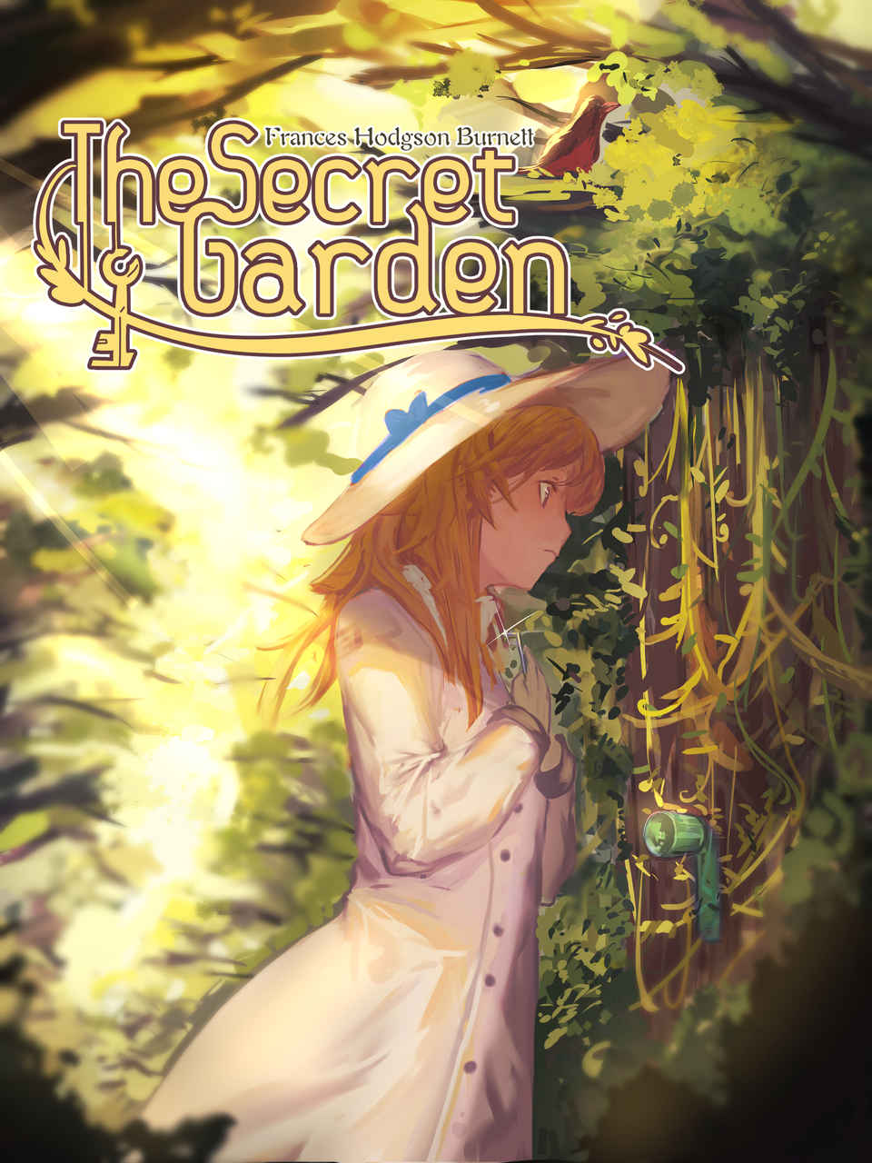 The Secret Garden Illust of Kyuukir