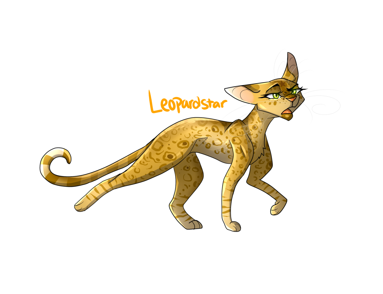 Leopardstar .:Warrior Cats:.