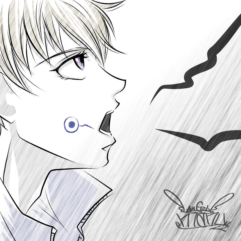 呪術廻戦♪   棘kun♪ Illust of Manu medibangpaint カラー JujutsuKaisen digital illustration 狗巻棘 color