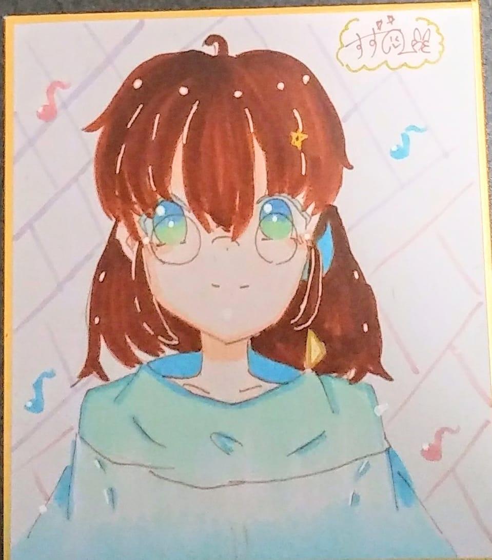 オリキャラの涼乃 Illust of 夜桜涼音 January2021_Contest:OC hoodie girl 作者 oc original おりきゃらちゃん