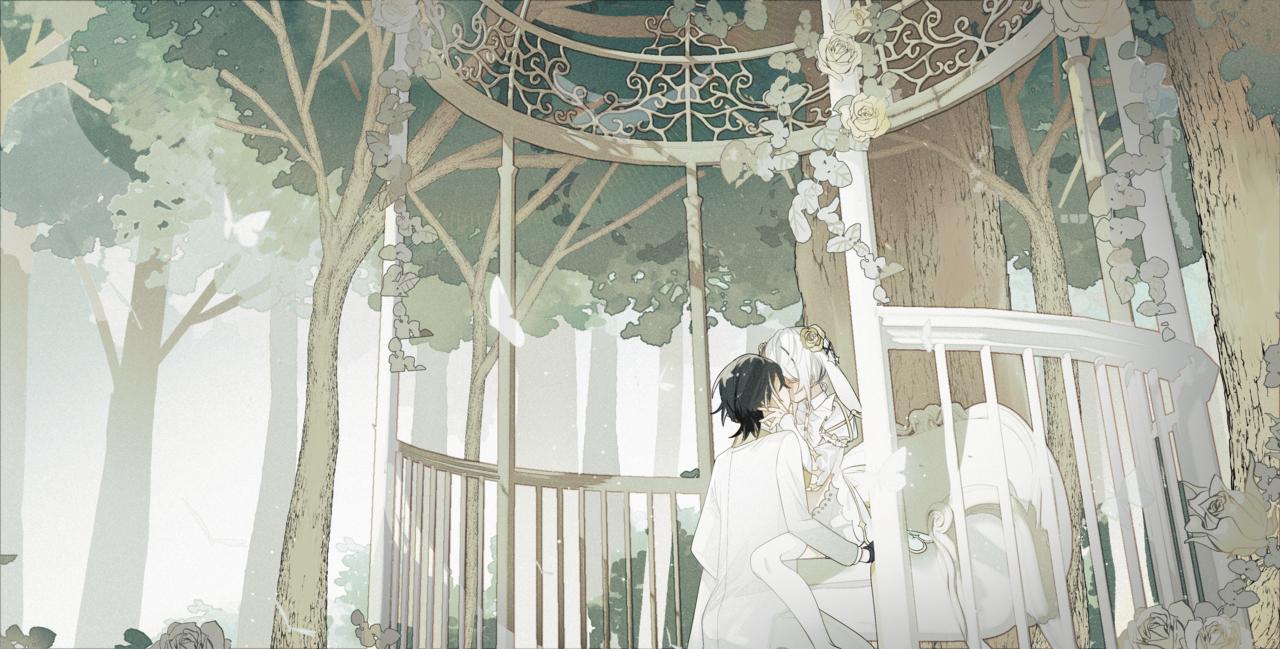 rabbit Illust of yuyin0v0 January2021_Contest:OC February2021_Fantasy