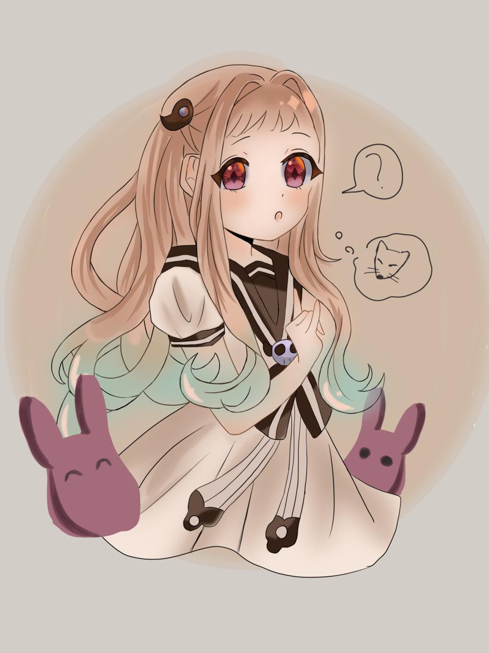 Illust of 茶茶 NeneYashiro 物怪