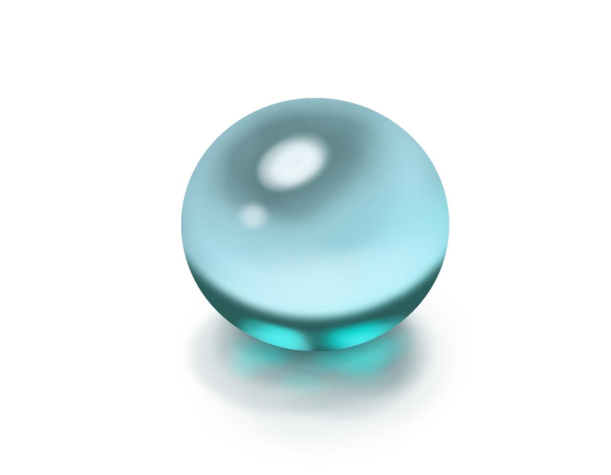 水晶球 Illust of Pai-Paint4234 水晶球