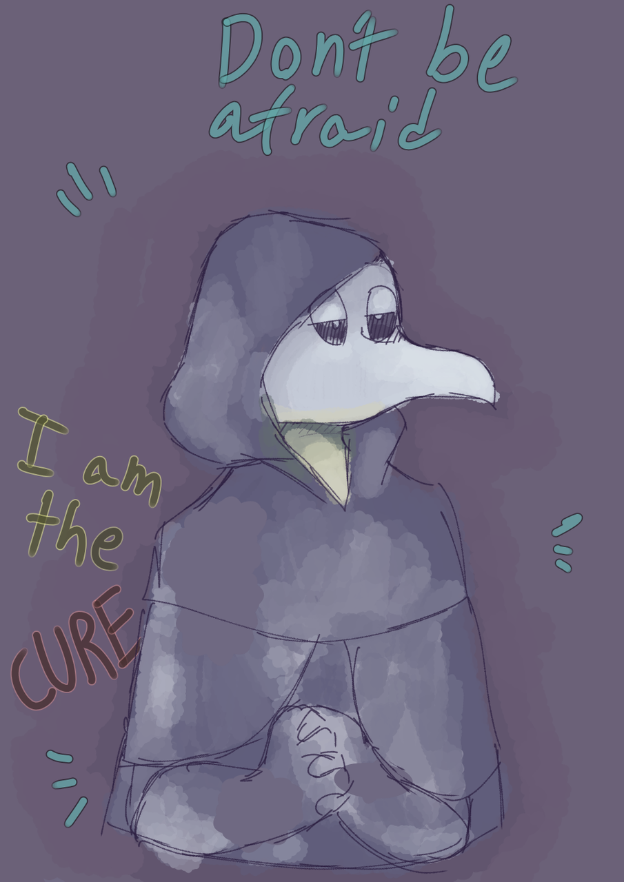 I love SCP-049/ Plague Doctor