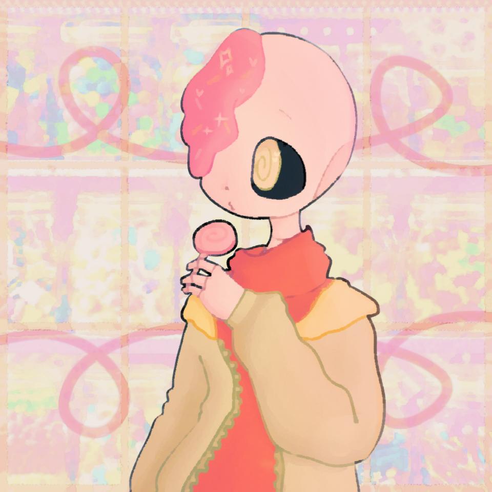 ▪︎Candytale!Sans▪︎ Illust of ✧・゚:* Fresh *:・゚✧ CandyTale undertale UndertaleAU