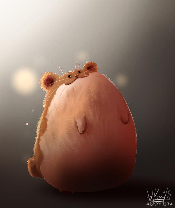 Fluffy Kuachi