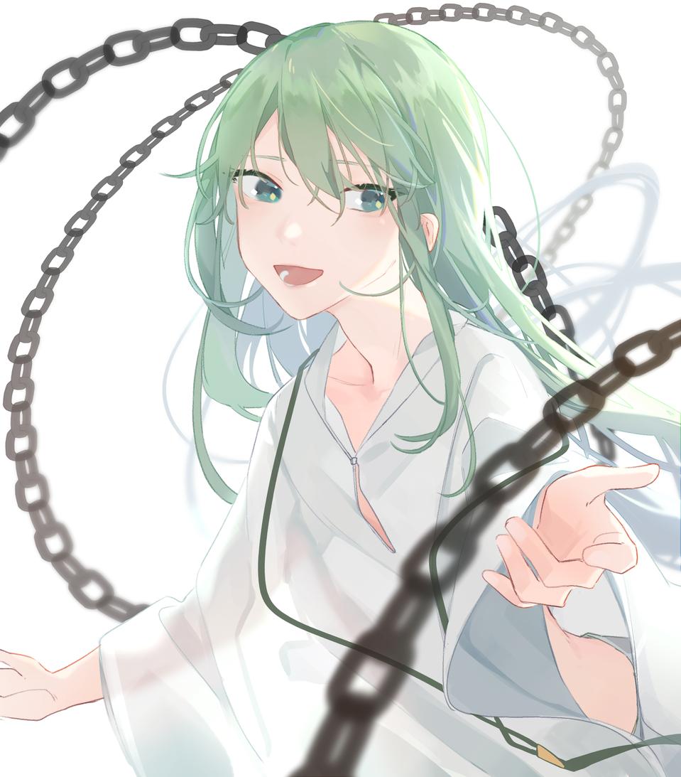 是恩恩 Illust of Huasa Fate/GrandOrder エルキドゥ