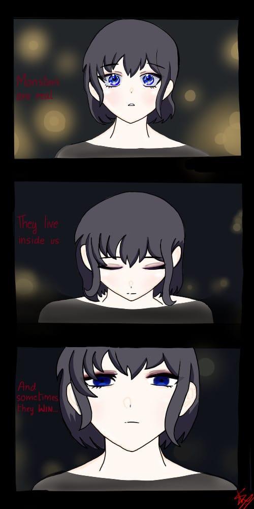 Illust of Dark Angel