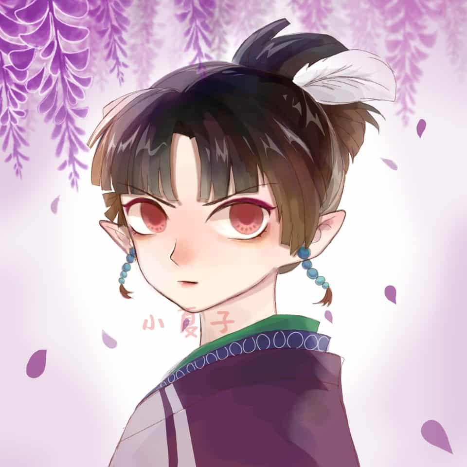 犬夜叉 Illust of 小夏子 杀生丸 同人 Inuyasha