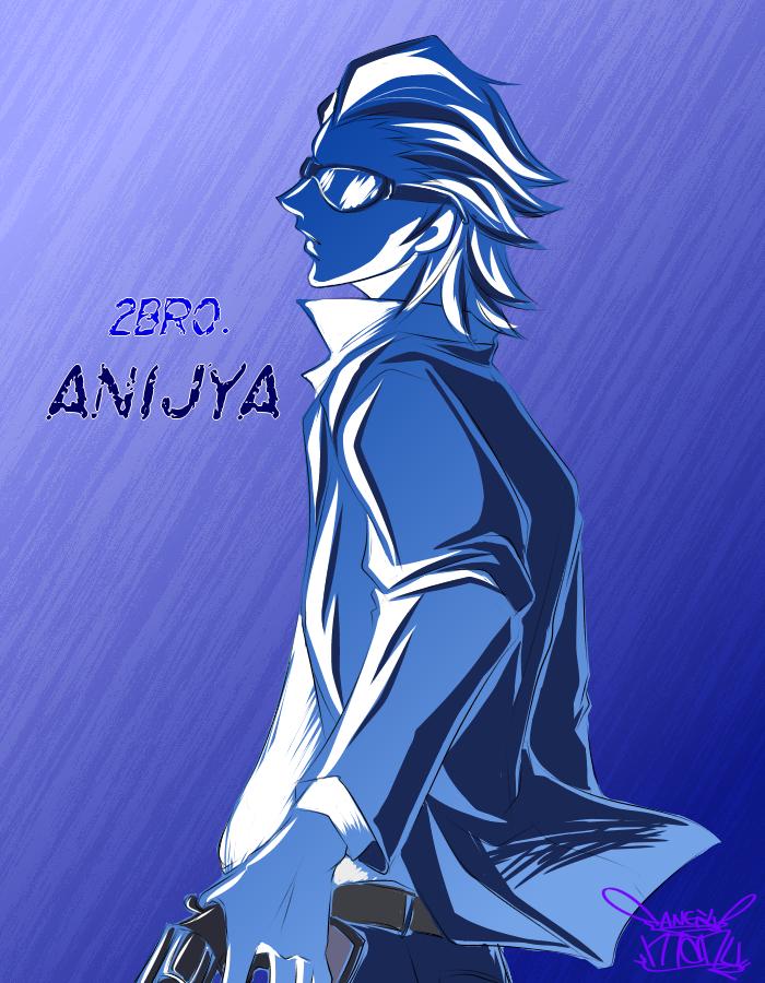 2BRO.♪ 兄者さん♪(ANIJYA♪) Illust of Manu color 兄者弟者 カラー YouTuber 兄者 ゲーム実況者 digital 2BRO. suit handsome