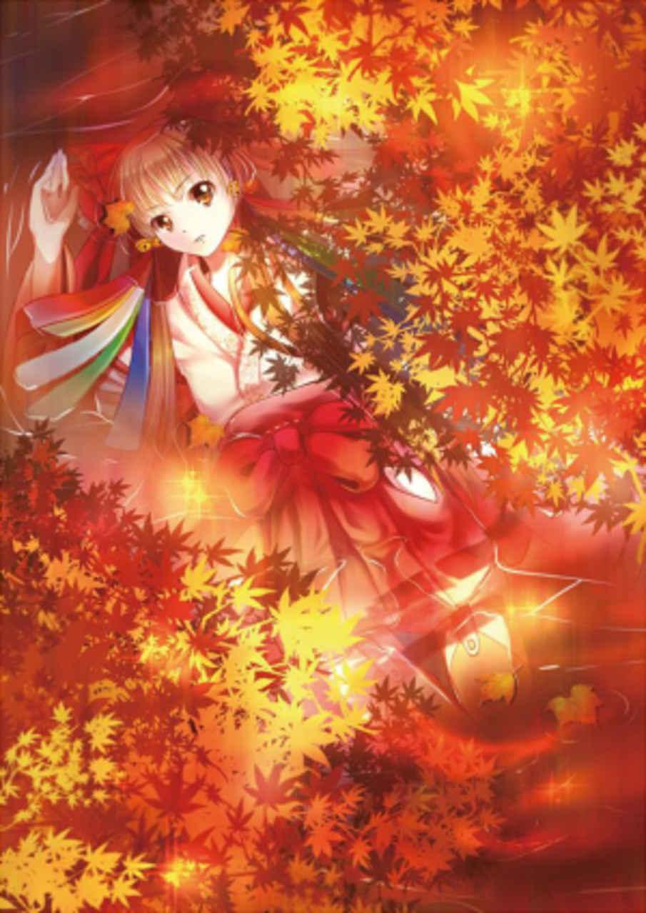 WPC紅葉季 Illust of 亙羽 Gengyu WPC original 亙羽
