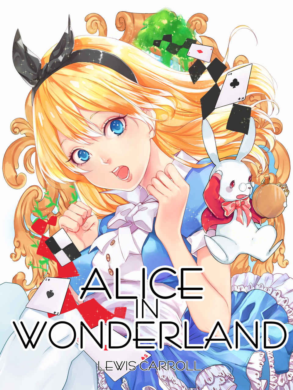Devita Krisanti/Alice in Wonderland