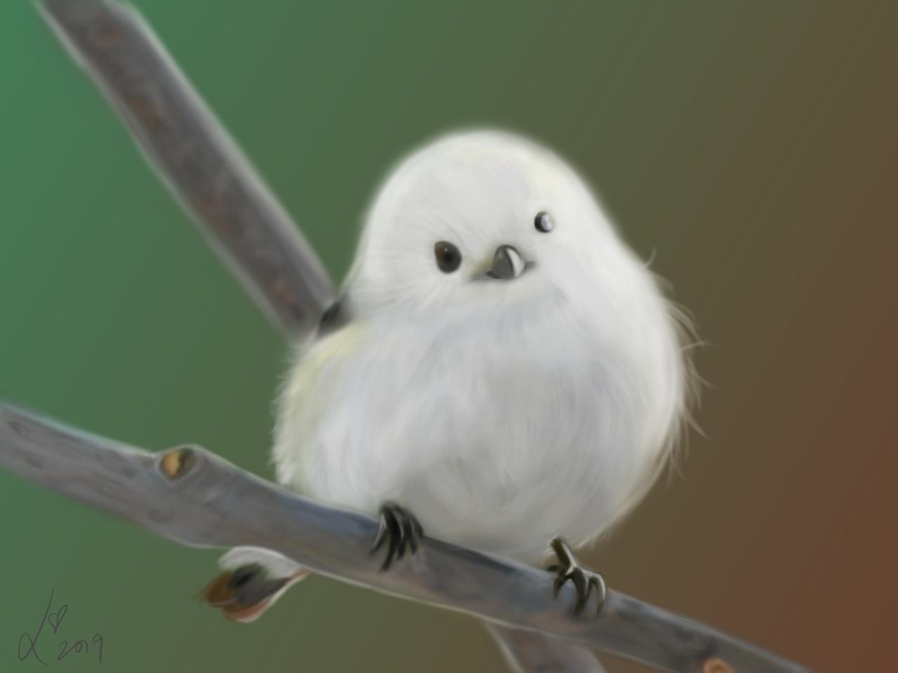 雪球鳥 Illust of 玲兒