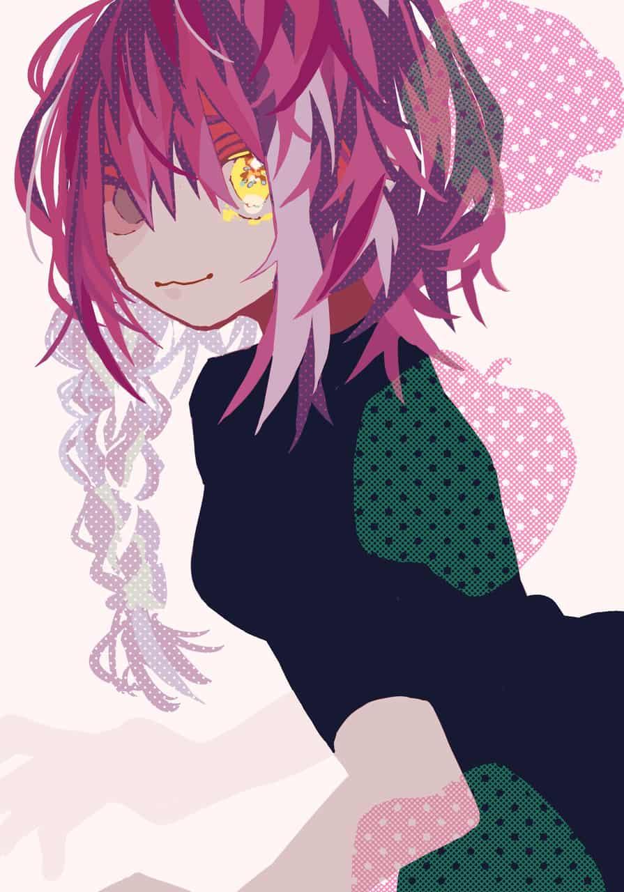 選ばれた恋 Illust of あんだ October2020_Contest:Food girl illustration