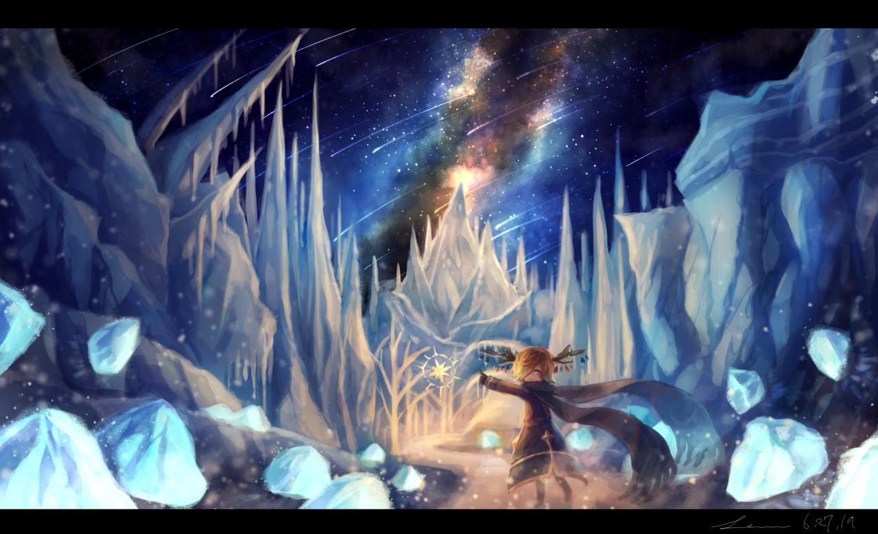 「あの星の降る所へ」