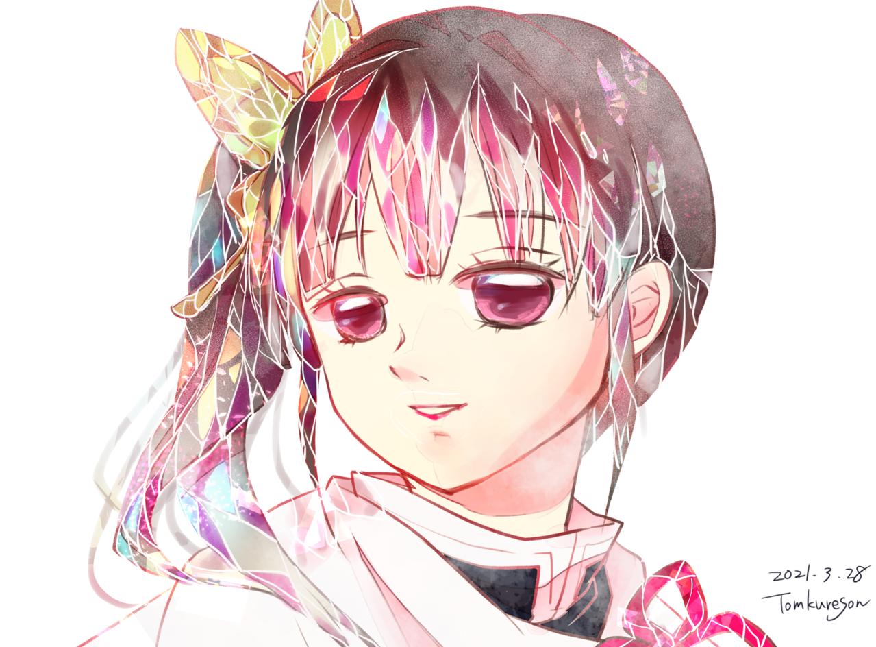 カナヲちゃん Illust of とむくれそん KimetsunoYaiba ice TsuyuriKanao medibangpaint