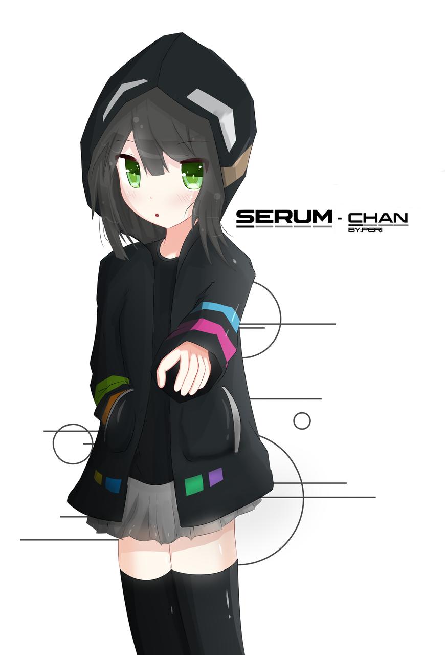 Xfer's Serum Synth    But I did something - Peri