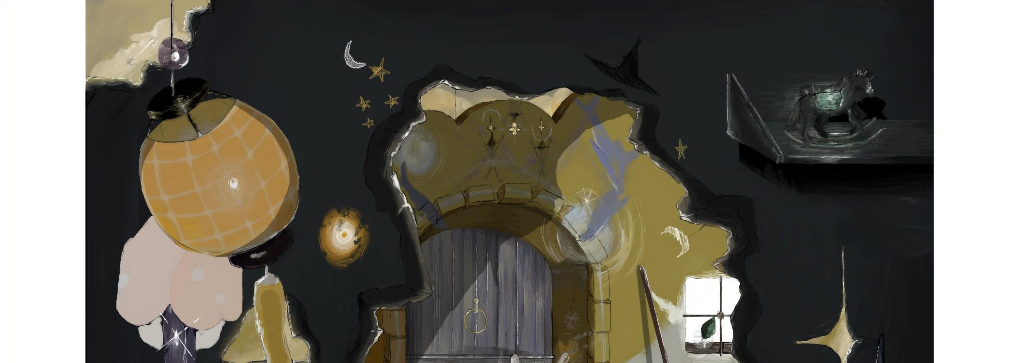 Stalker Witch Illust of cnoruu883