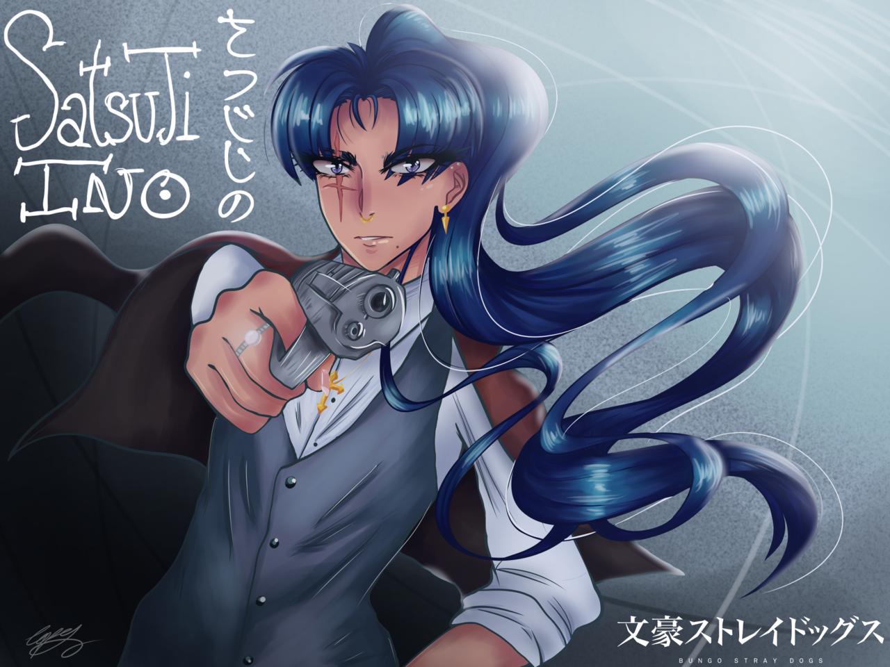 Satsuji Ino (BSD OC)
