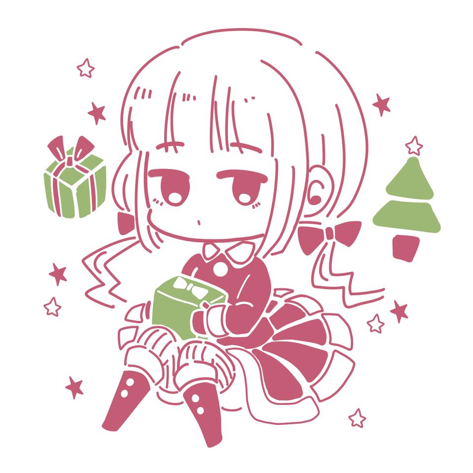 クリスマス Illust of イヨ缶 dec.2019Contest original Christmas