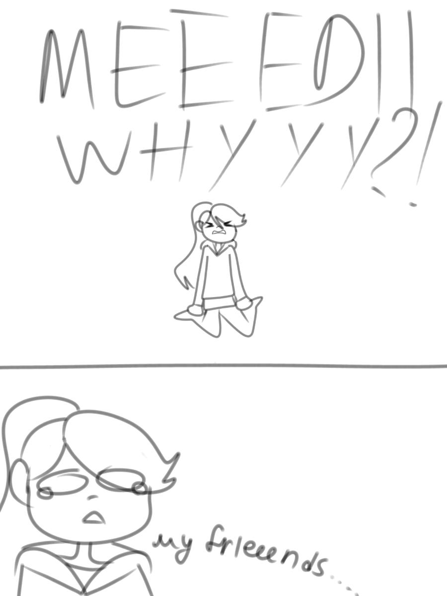 Why, medi?!
