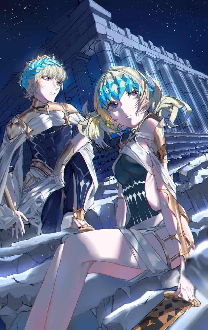 双子座 Illust of Yusuriw ARTstreet_Ranking Fate/GrandOrder